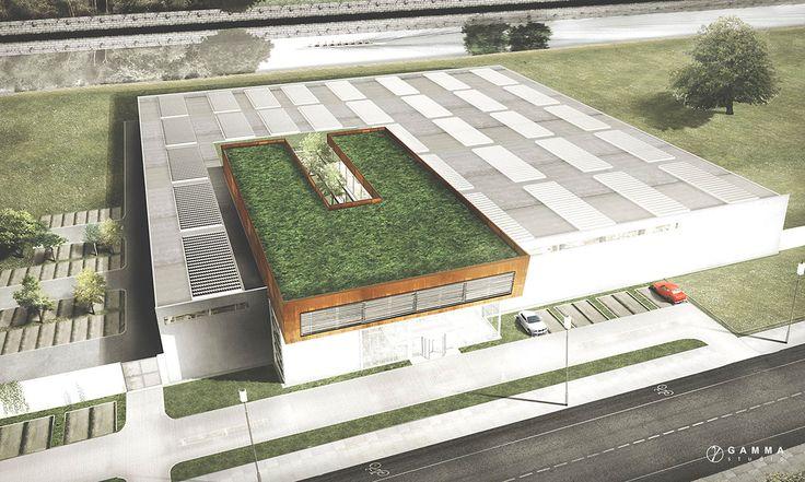 MDBH Factory, Carlos Zwick Architekten, Berlin, 2013
