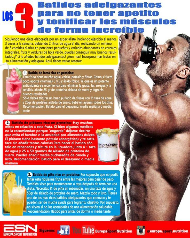 10 best Alimentación en el deporte images on Pinterest | Get skinny ...