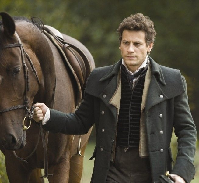 'The Secret of Moonacre' (2008) Sir Benjamin Merryweather / Sir Wrolf Merryweather (Ioan Gruffudd).