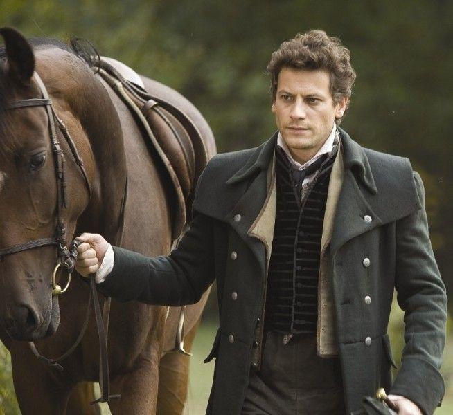 'The Secret of Moonacre' (2008) Sir Benjamin Merryweather / Sir Wrolf Merryweather (Ioan Gruffudd).