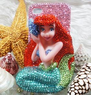 Mermaid iphone 4s case
