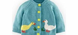 Mini Boden My Favourite Intarsia Cardigan, Vintage An enchanting, nostalgic cardigan with hand knitted intarsia fluffy duckling design that you and your little one will love forever. In our softest cotton-cashmere mix that also happens to be machine w http://www.comparestoreprices.co.uk/baby-clothing/mini-boden-my-favourite-intarsia-cardigan-vintage.asp