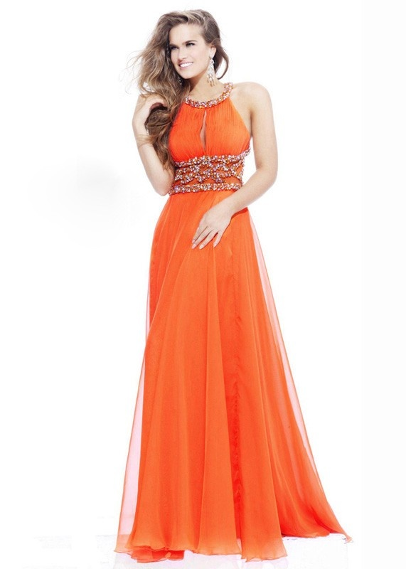 48 best images about Orange prom dreeses on Pinterest | Dressy ...