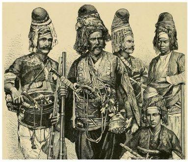 "Santeos: Ποιοι ήταν οι ""λεβέντες"""