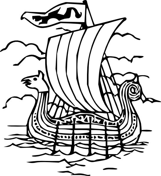 162 best Norse Colouring Pages images on Pinterest  Norse