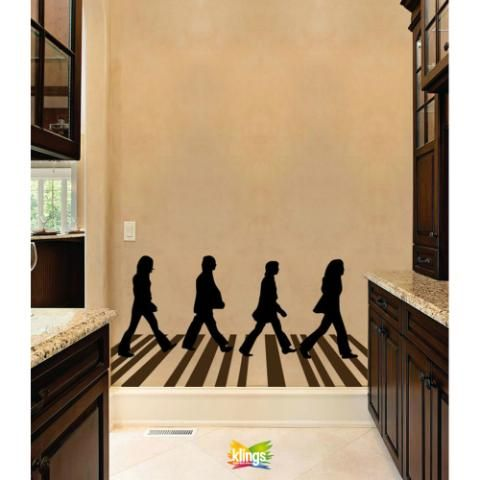 ABBEY Vinilos Decorativos -  WALL STICKER DECOR