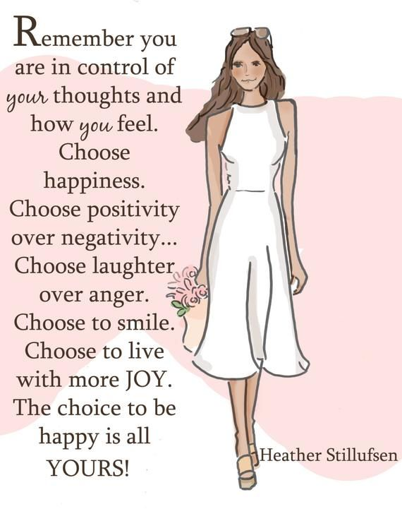 The Choice is YOURS…Cards for Women – Art for Women – Quotes for Women – Art for Women – Inspira