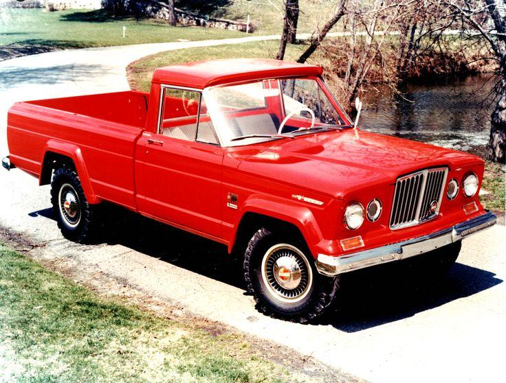 1965 jeep gladiator jeeps2luv pinterest. Black Bedroom Furniture Sets. Home Design Ideas