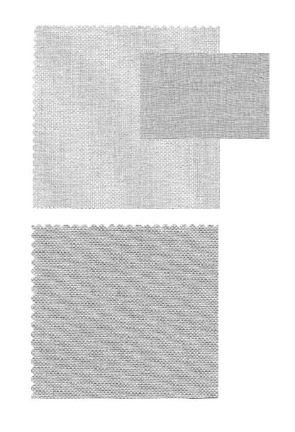 Luxaflex Roller Blinds: Havana and Faroe fabric range