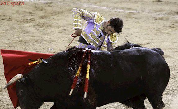 Alejandro Talavante, torero y ganadero en San Sebastián de los Reyes