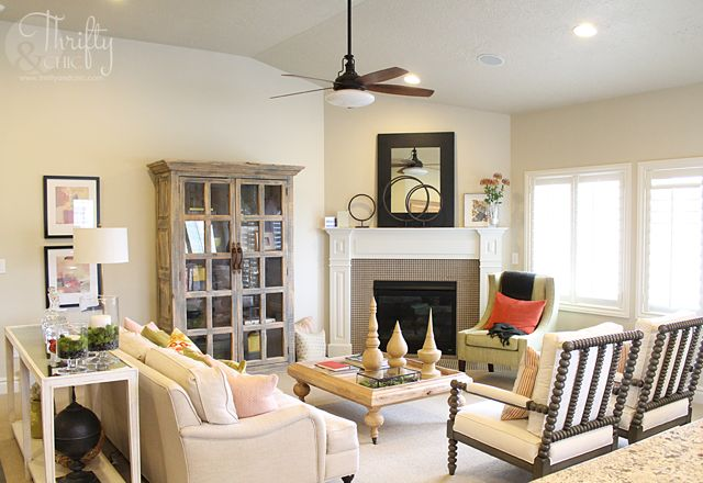 17 best images about corner fireplaces on pinterest - What to put in corner of living room ...