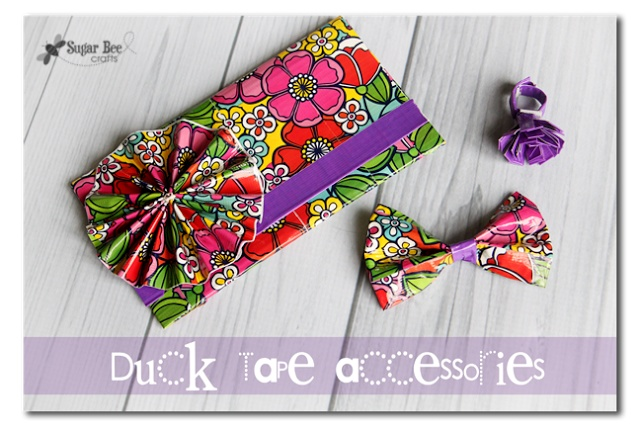 Duck Tape® Accessories - how-to