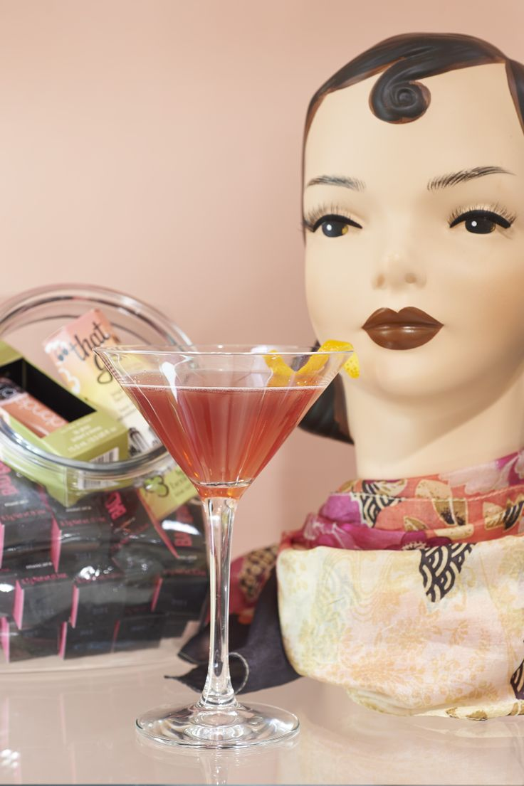 Cocktail anyone? #gabbishead
