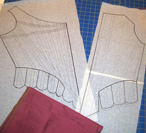 Corsets and Crinolines by Norah Waugh