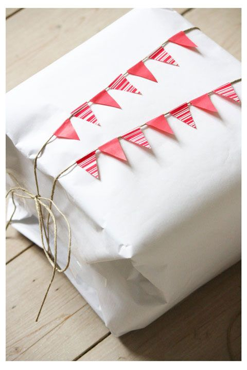 Bunting wrapping