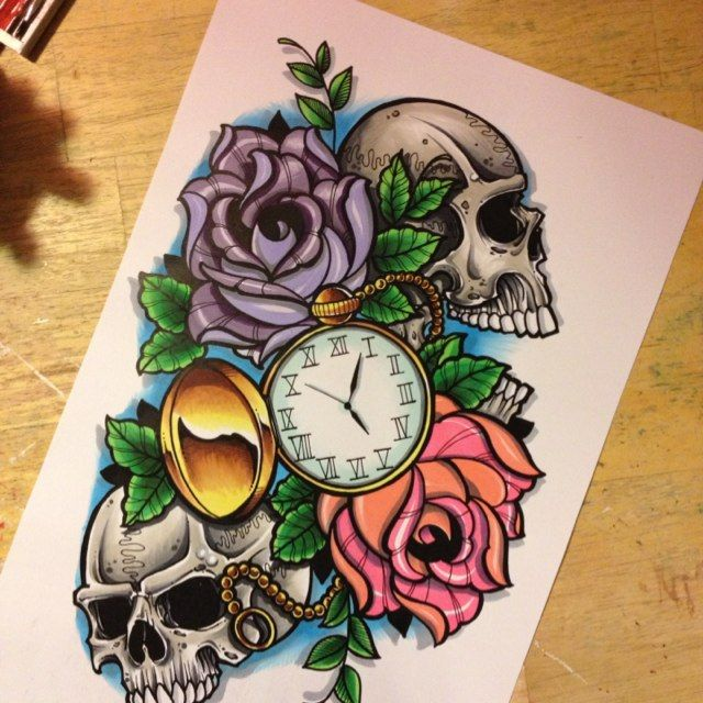 37 best images about copic tattoo art on pinterest tattoo drawings marker drawings and behance. Black Bedroom Furniture Sets. Home Design Ideas