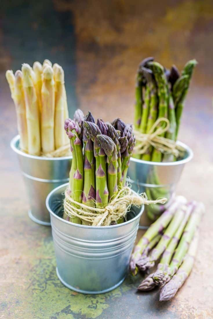 Can You Freeze Asparagus For More Than A Year Freezing