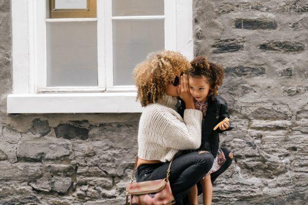 Lying: A Necessity of Motherhood