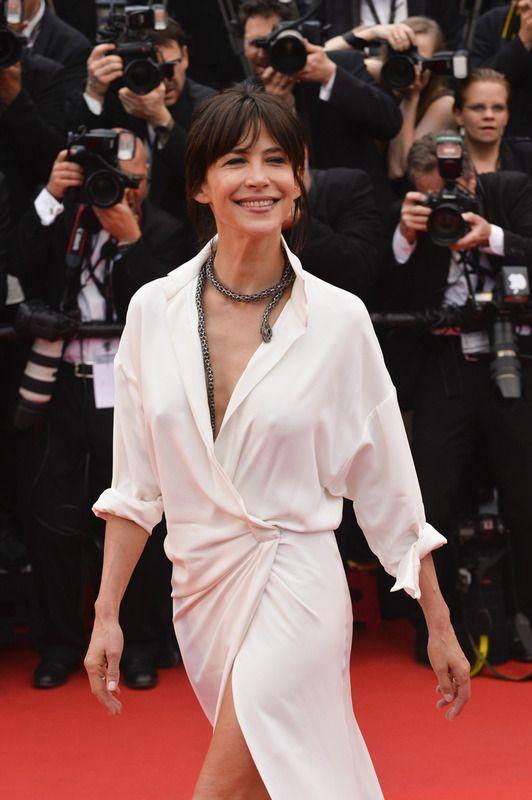 Sophie Marceau by ALEXANDRE VAUTHIER [Cannes 2015]