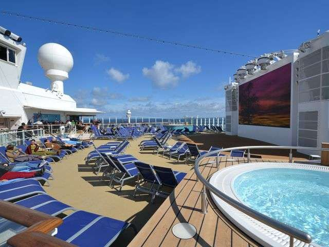 Photo tour: Inside the new Norwegian Breakaway