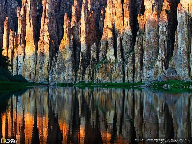 Sinsk, Sakha, Russia Fotografia di Alexey Kharitonov