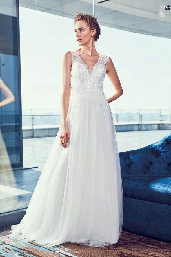 37 best Demetrios Brautkleider images on Pinterest | Short wedding ...
