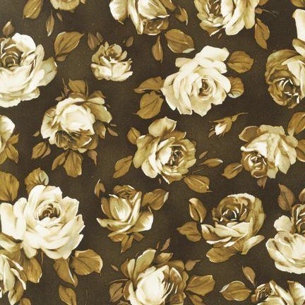 Robert Kaufman Fabrics: ETJ-10539-200 VINTAGE from Mademoiselle