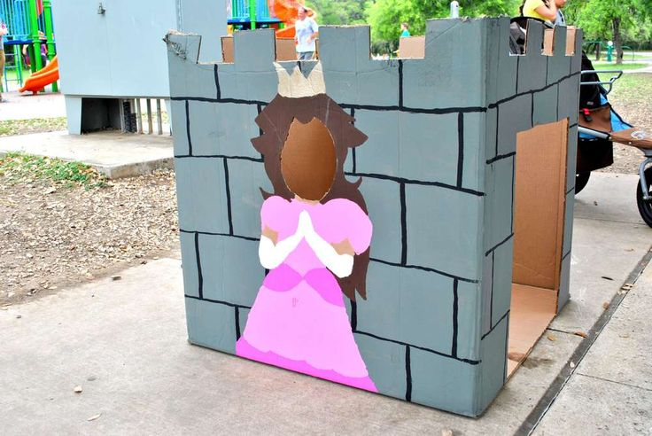 Knights and Princesses Birthday Party Ideas | Photo 1 of 19 | Catch My Party