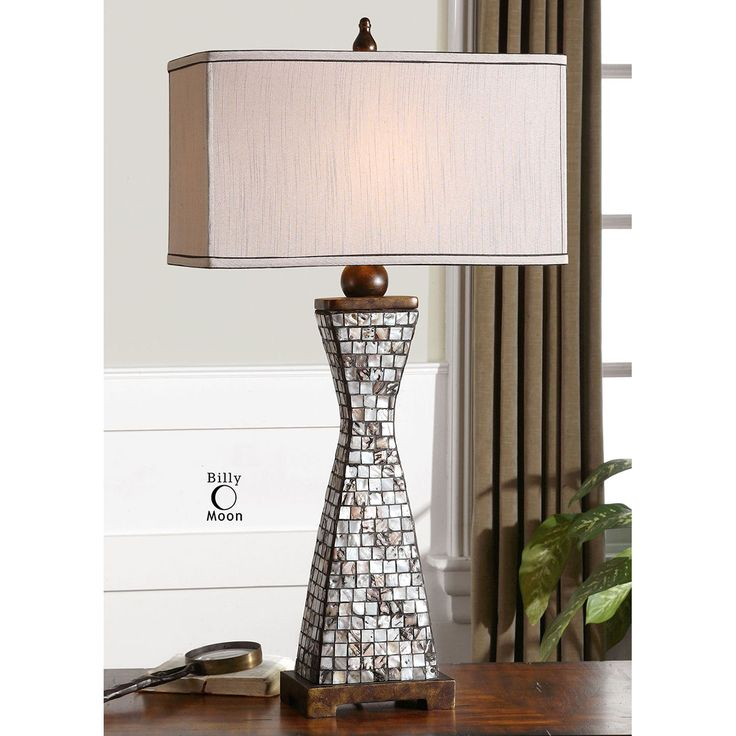 Uttermost Consilina Shell Table Lamp 26820 1