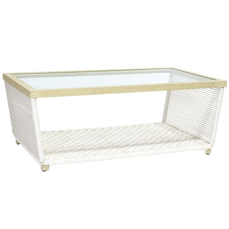 Palecek Sausalito Indoor/Outdoor Coffee Table
