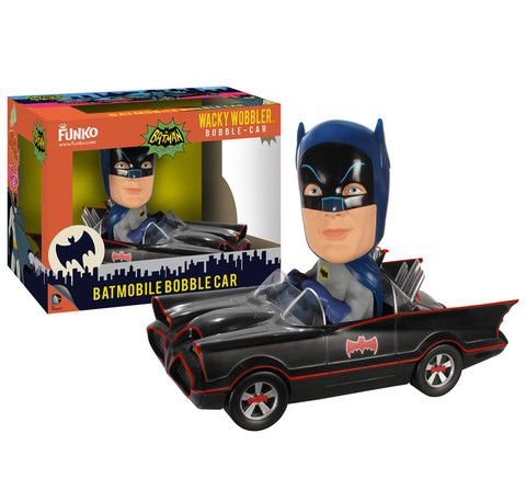 Wacky Wobbler: Bobble-Car - Batmobile