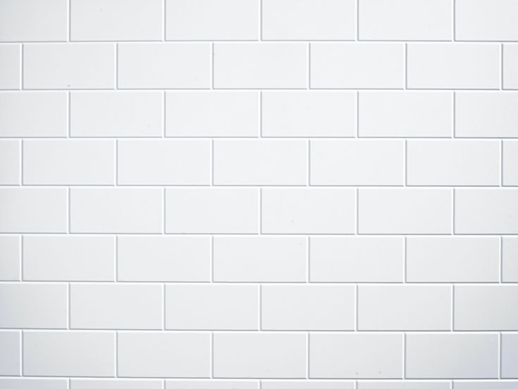 white subway tile texture. level 4 white subway tile glossy finish only texture