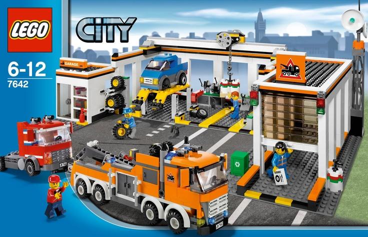 LEGO 7642