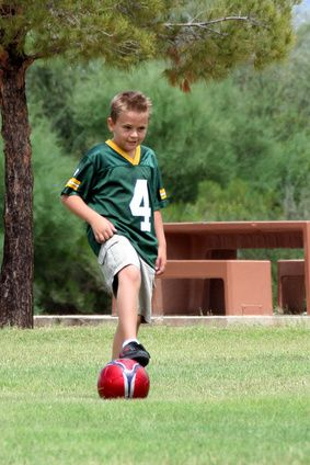 Soccer Skills & Practices For Preschool Age Kids | LIVESTRONG.COM