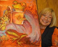 Bobbie Takashima...Incredible lady. Inspired creations.