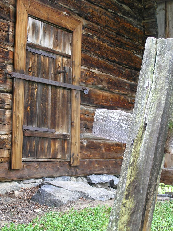 Utsjoki, vanhan sakastin ovi