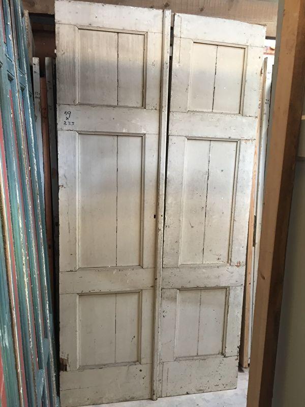 nr. 1720 set oude deuren