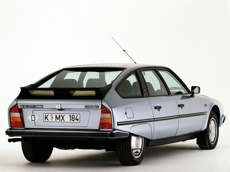 Citroen CX GTI Turbo1