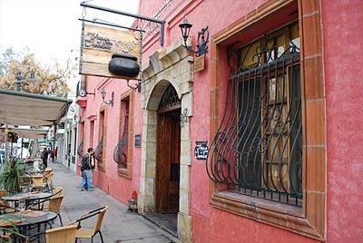Barrio Bellavista Santiago de Chile