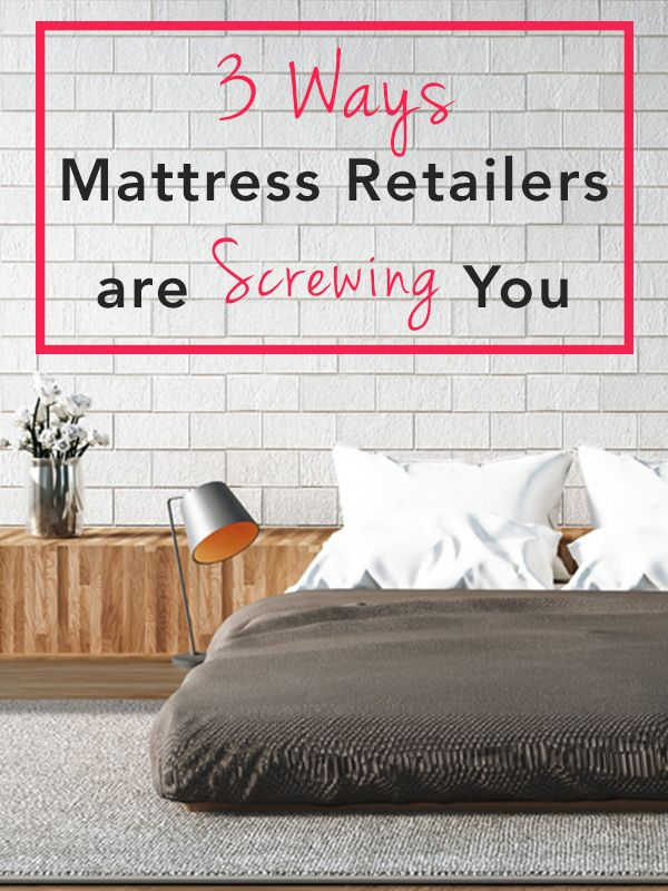 Skip The Mattress Find Out How Industry Has Been Ripping You Off