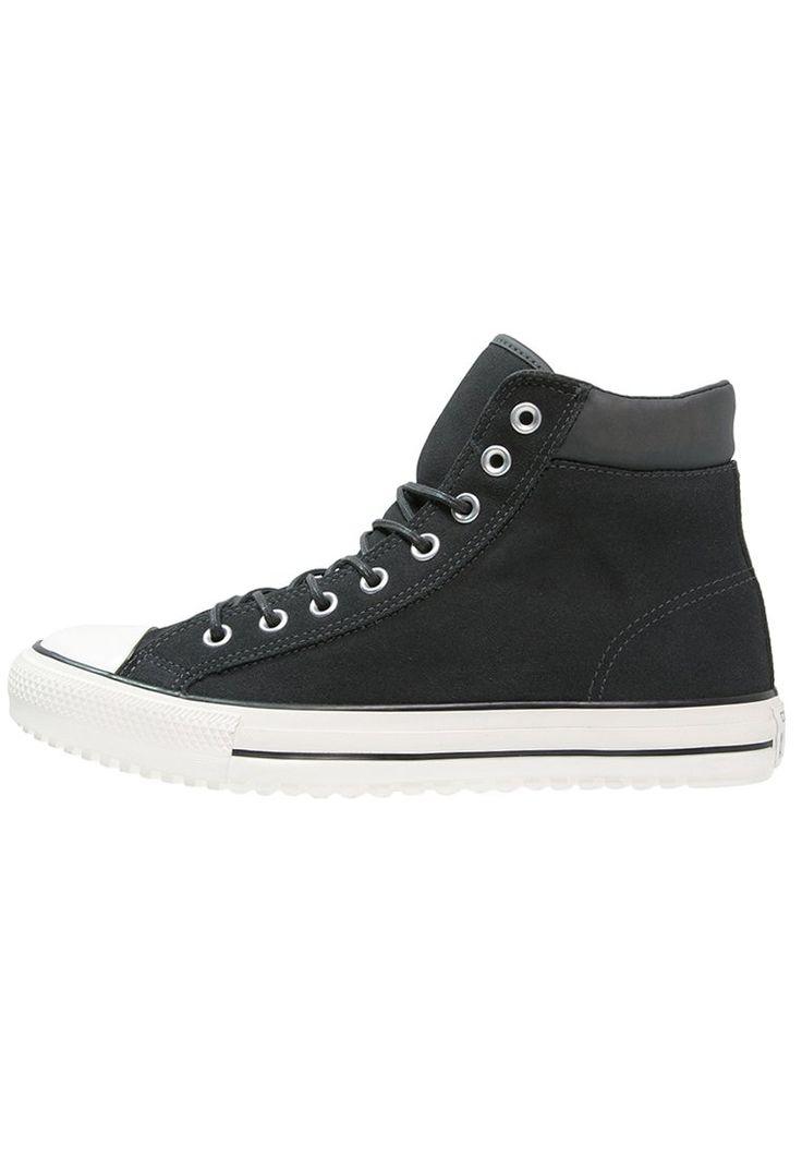 voordelige Converse  CHUCK TAYLOR ALL STAR Sneakers hoog almost black/egret/ black (zwart)