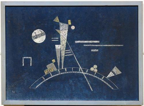 Fragile - Wassily Kandinsky