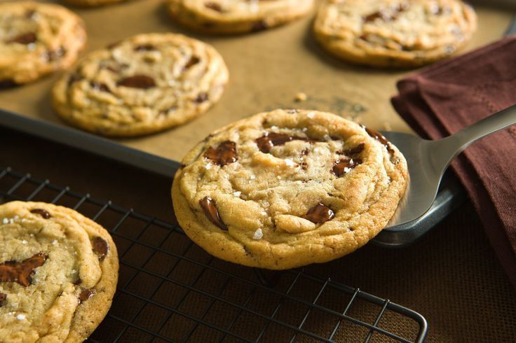 NYT Cooking: Chocolate Chip Cookies