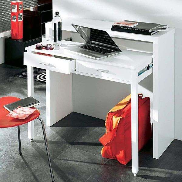 CONSOLE DESK   Pure White By Leonhard Pfeifer   Convenient, Deco And Design