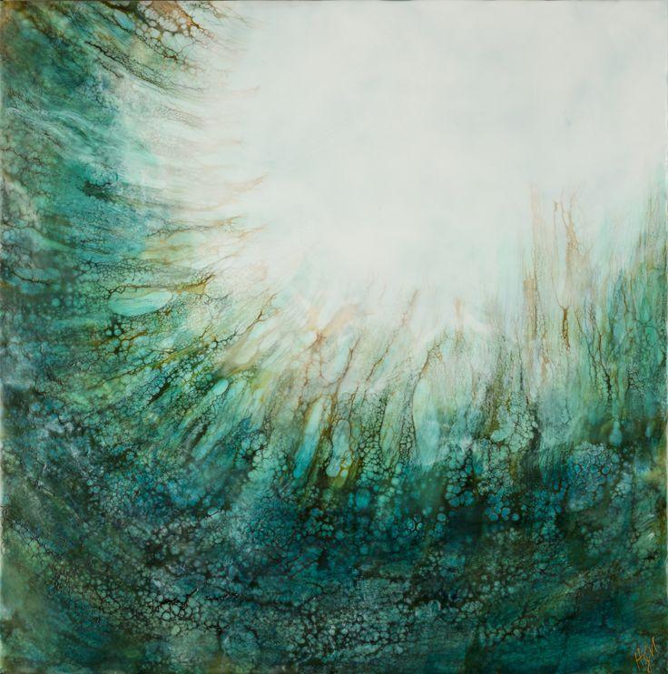 Heather Miller Joy - Last Breath - Original