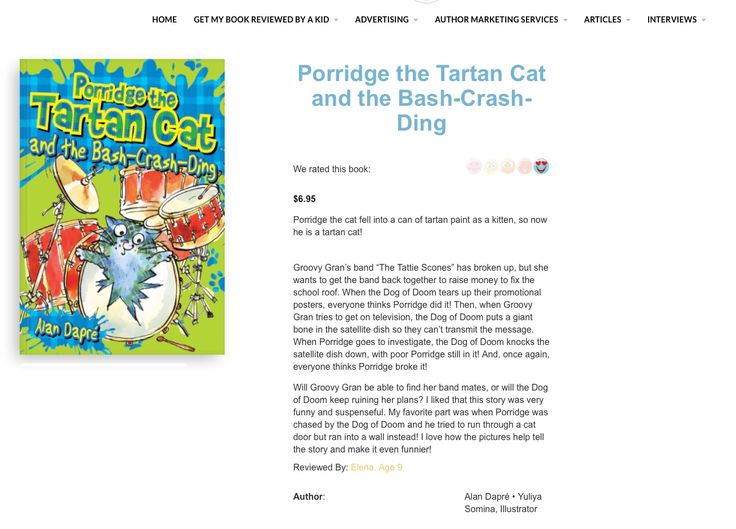 """I liked that this story was very funny and suspenseful."" - Five Star BookBuzz review by Elena, age 9"