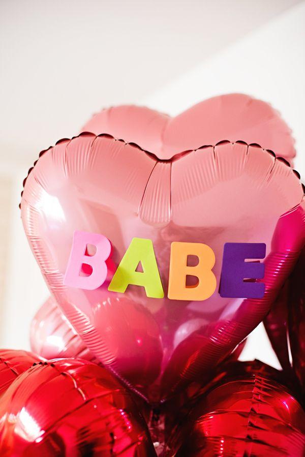 The 25+ best Valentines balloons ideas on Pinterest   Heart ...