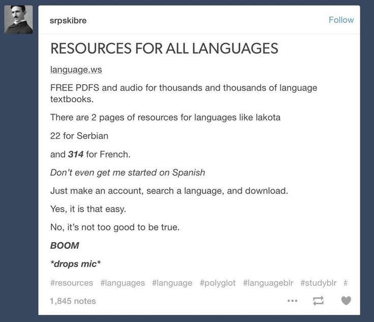 Urkomisch zuordenbare Tumblr-Thread-Nägel wie belastende Fremdsprachen – Schule