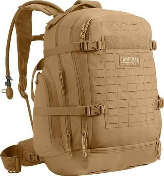 Our largest and most advanced multi-day assault pack positions the water weight around your hips for a lower and more stable center of gravity. Mil Spec Antidot