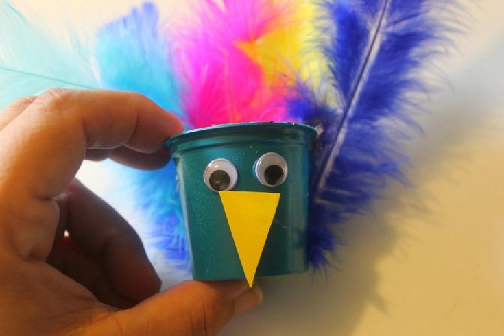 17 best ideas about peacock crafts on pinterest paper for Peacock crafts for adults